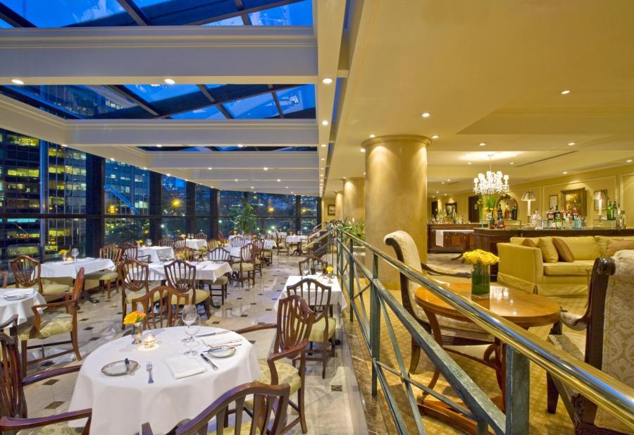 St. Regis Restaurant - Park Tower Hotel
