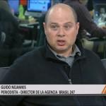 Nejamkis: «Fue una visita muy importante de Macri»