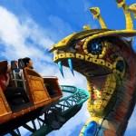 Nuevos Detalles de Cobra's Curse en Busch Gardens Tampa