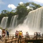 Confirman la normalización del circuito inferior del Parque Nacional Iguazú