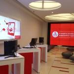 Santander Río abrió la primera oficina digital de la Argentina