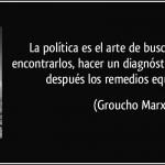 «La política»