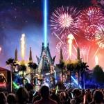 Show nocturno celebra la saga espacial de Star Wars
