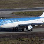 Aerolíneas Argentinas aumenta su operación a los destinos de verano