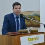 """Diego Cifarelli: """"El objetivo es exportar dos millones de toneladas en los próximos dos años"""""""