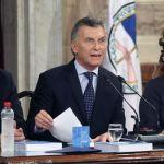 Macri y la oposición