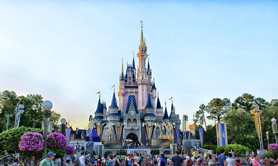 Magic-Kingdom-Castle-Photo