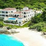 Anguilla ofrece villas exclusivas en playas paradisíacas