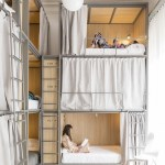 Inauguró el primer hostel en Buenos Aires con camas cápsulas Súper Size de primer nivel