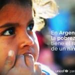 El informe UNICEF sobre pobreza infantil