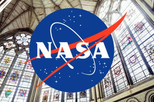 I want a God like NASA