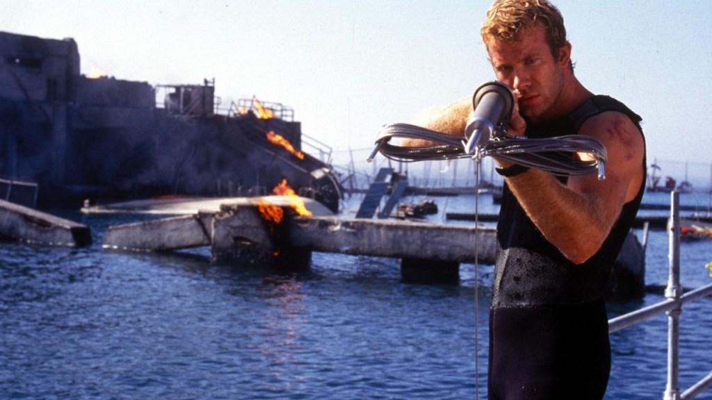 Xem Phim Biển Xanh Sâu Thẳm 1 - Deep Blue Sea Full Vietsub | Thuyết Minh HD Online