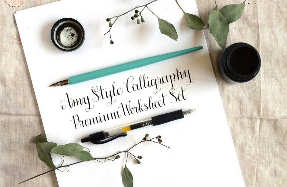 The ultimate modern calligraphy starter kit postman
