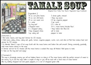 Tamale Soup Recipe