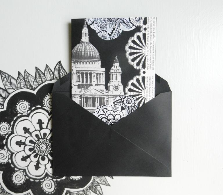 Handmade Card Inspiration | The Postman's Knock by Lindsey Bugbee