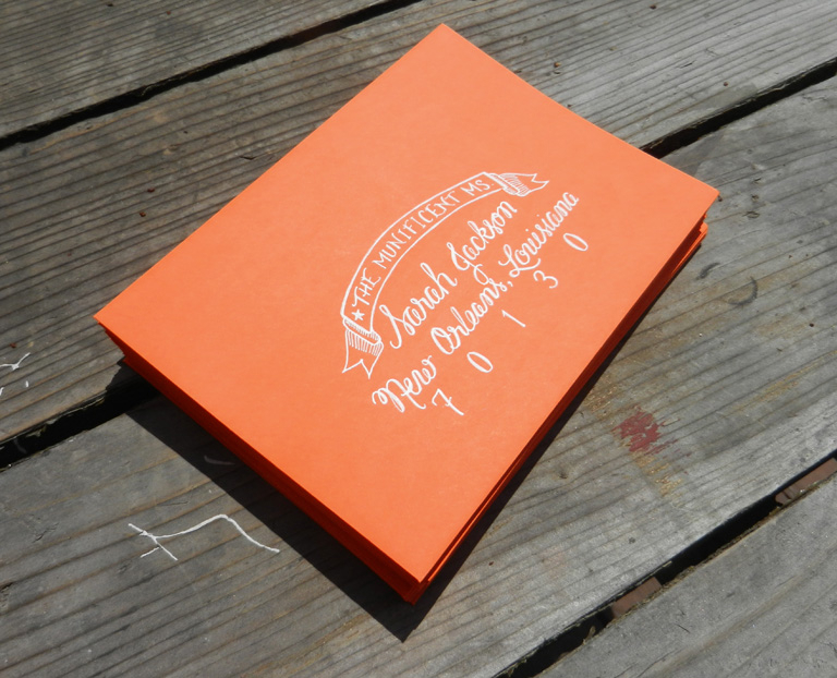 Stack of Envelopes | The Postman's Knock