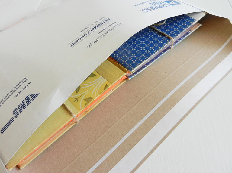 Envelopes in Express Mail Envelope | The Postman's Knock