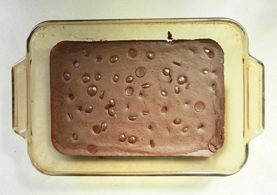 Unbelievable Black Bean Brownies | The Postman's Knock