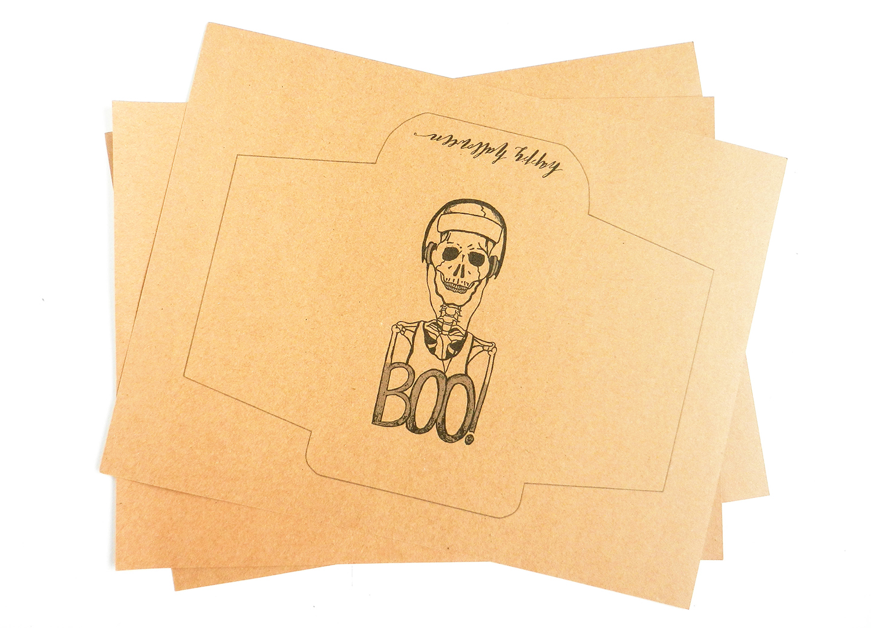 Printable Halloween Goody Bags | The Postman's Knock