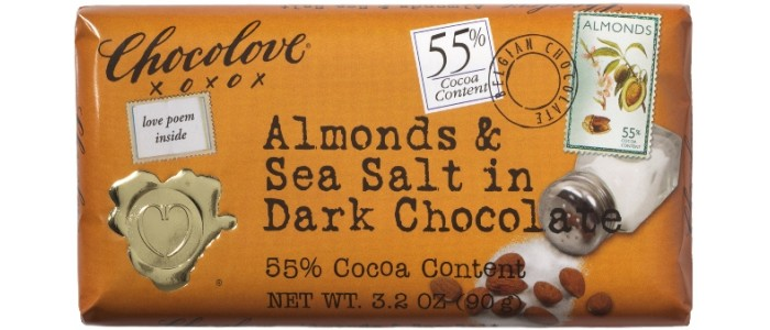 Chocolove Chocolate Bars | The Postman's Knock