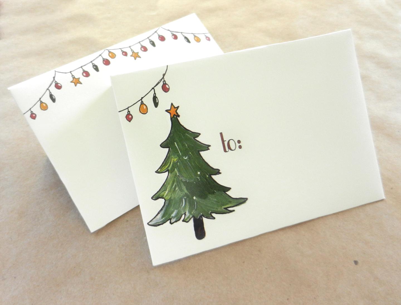 photo relating to Printable Christmas Envelopes named Printable Vacation Send Artwork Envelopes Freebie The