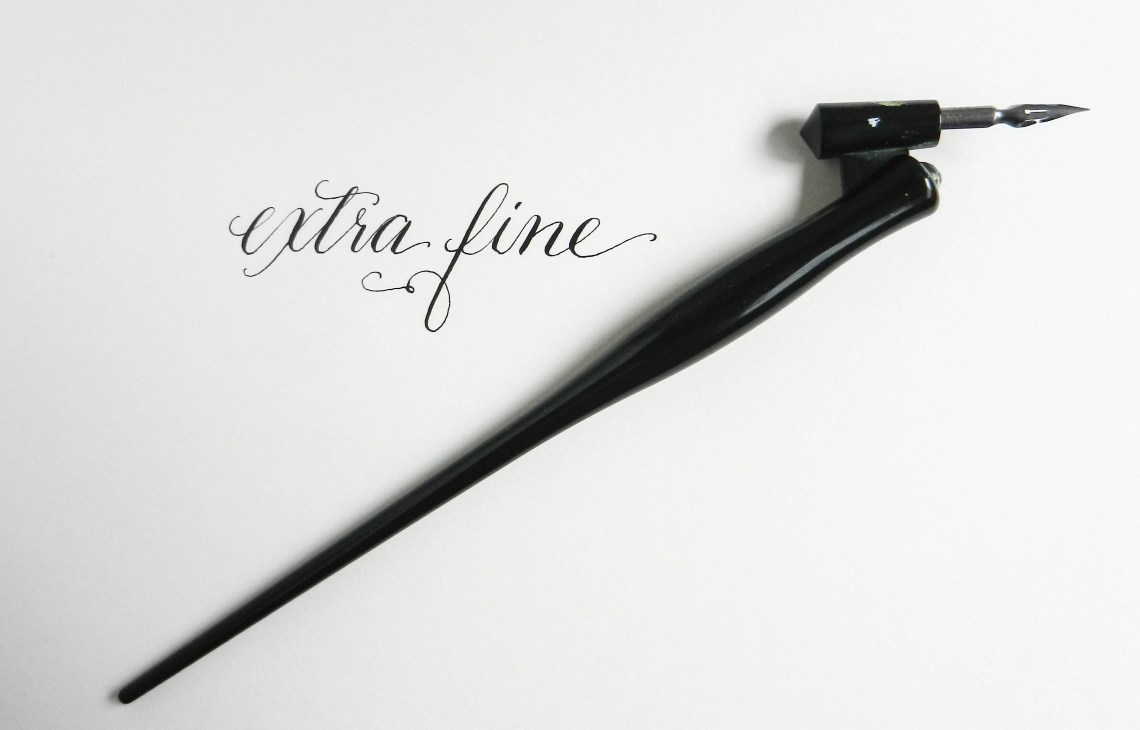 Brause Extra Fine Nib | The Postman's Knock