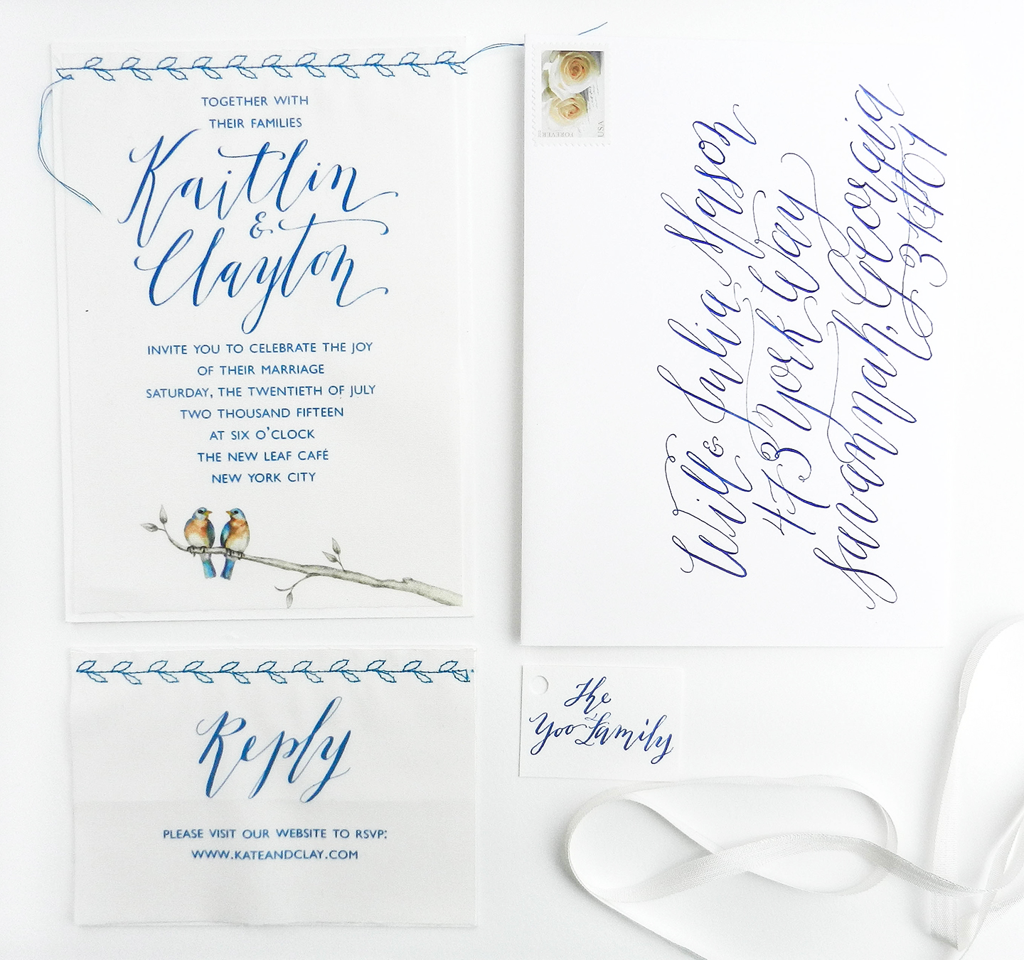 Kaitlin Style Calligraphy Worksheet