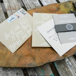 Kaitlin Style Calligraphy Worksheet   The Postman's Knock