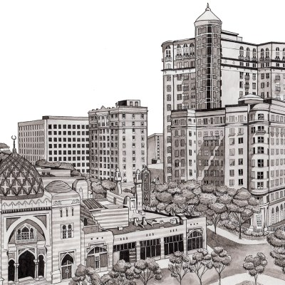 Cityscape Illustration Tutorial
