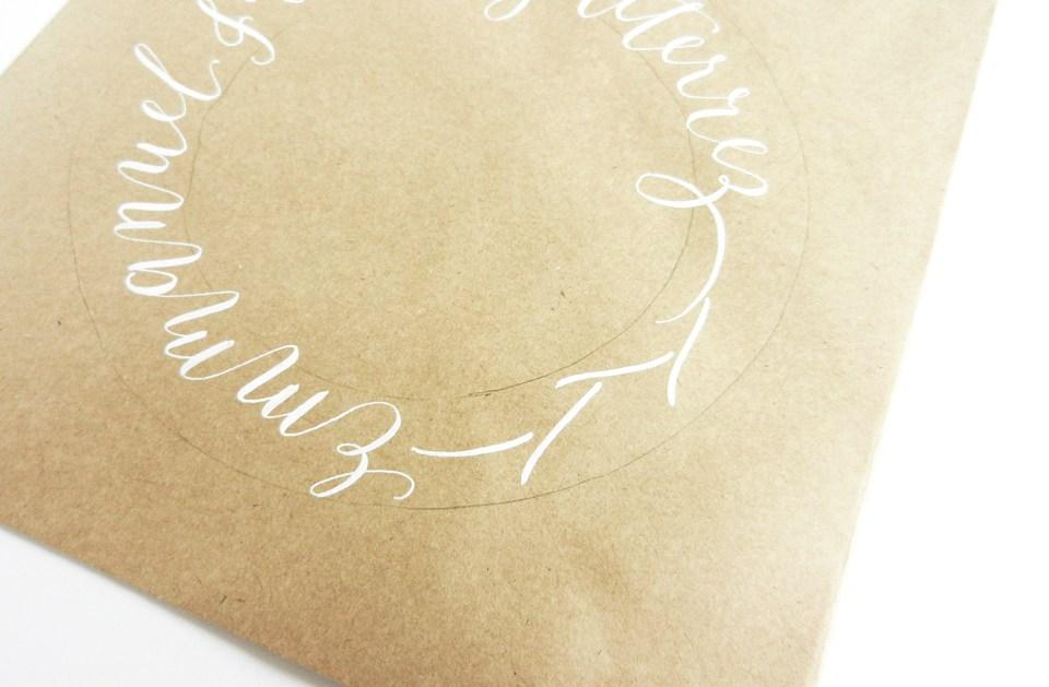 5 Unique Ways to Address an Envelope   The Postman's Knock