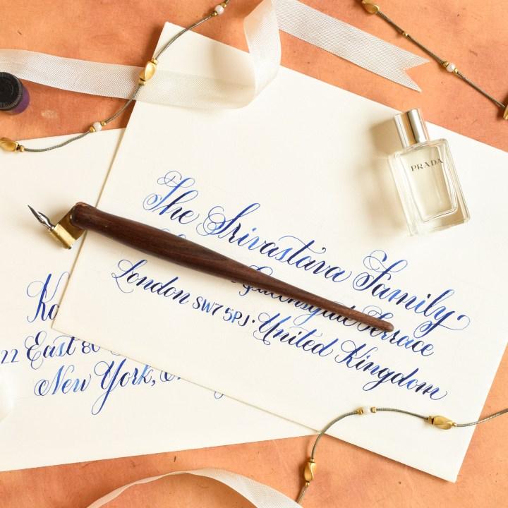 Printable Calligraphy Worksheet Set {Janet Style}