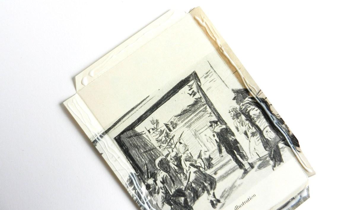 Mini DIY Book Tutorial | The Postman's Knock