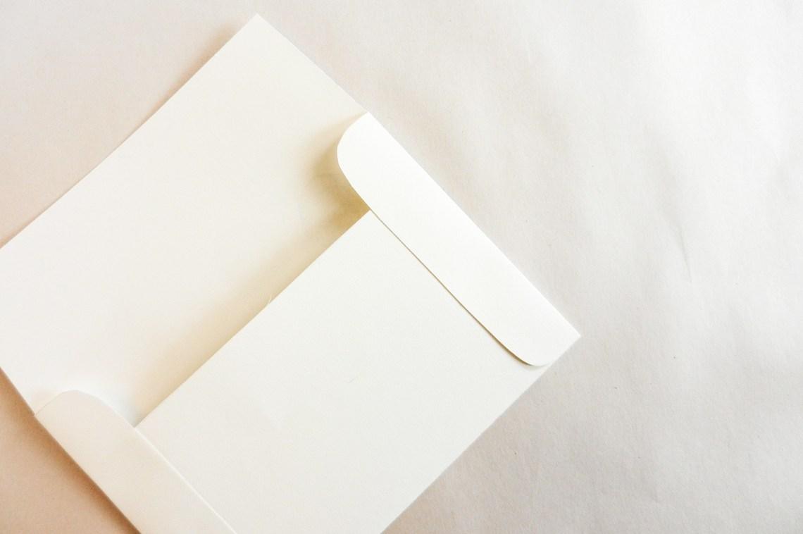 Printable Holiday Envelopes | The Postman's Knock