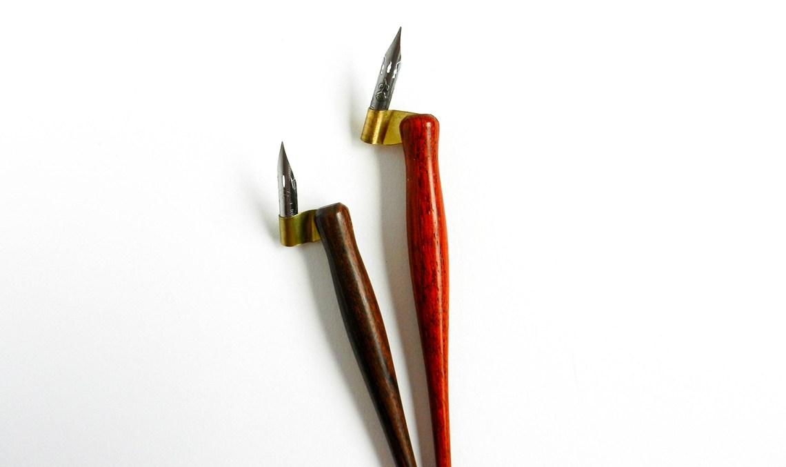 About Oblique Pen Holders The Postman 39 S Knock
