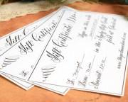 Printable Gift Certificate | The Postman's Knock