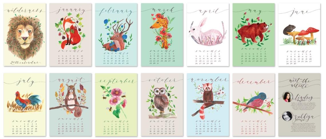 2015 Calendar Preview | The Postman's Knock