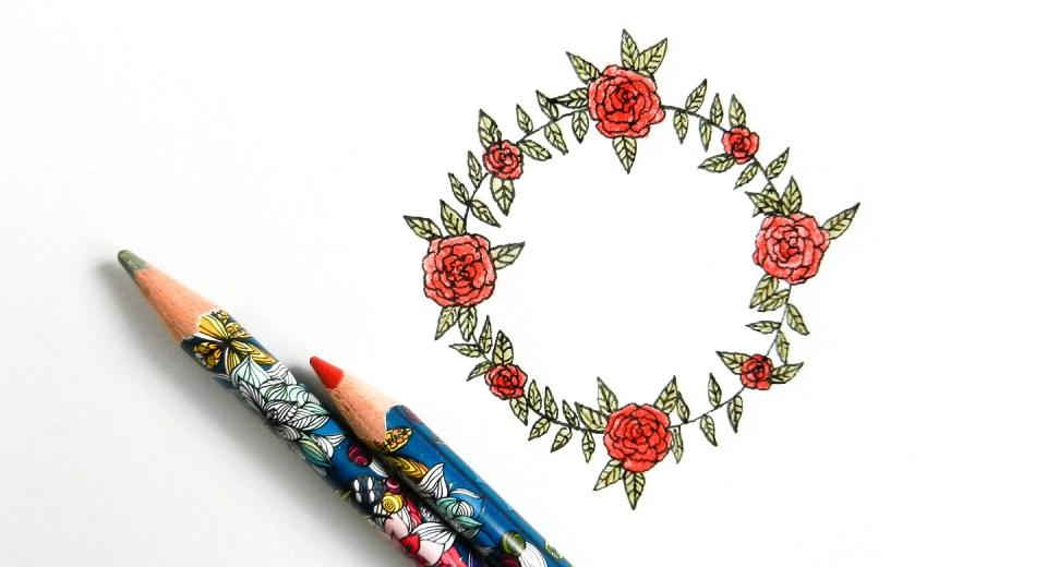 10 Ways To Draw Laurel Wreaths