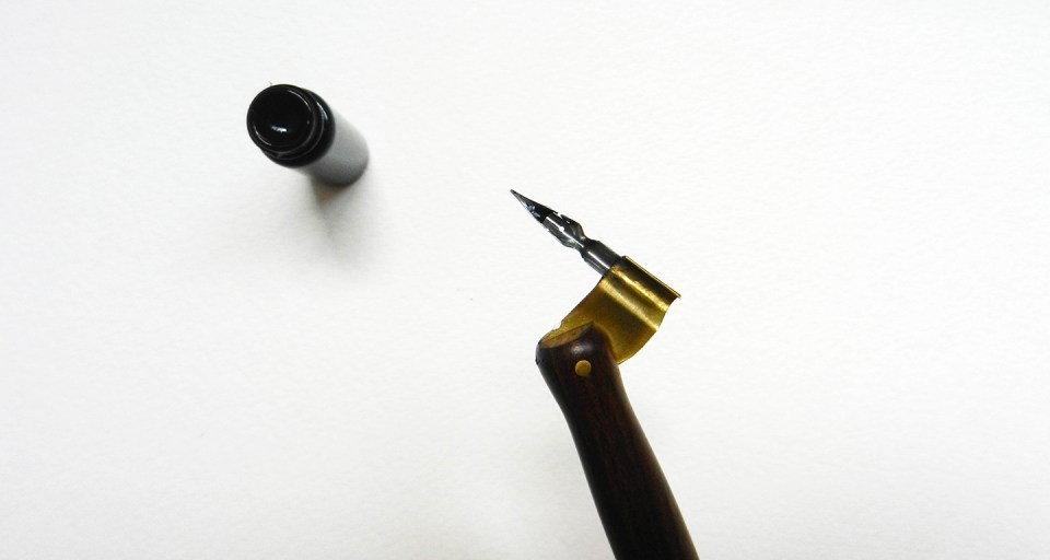 The Beginner's Guide to Calligraphy Part II | The Postman's Knock