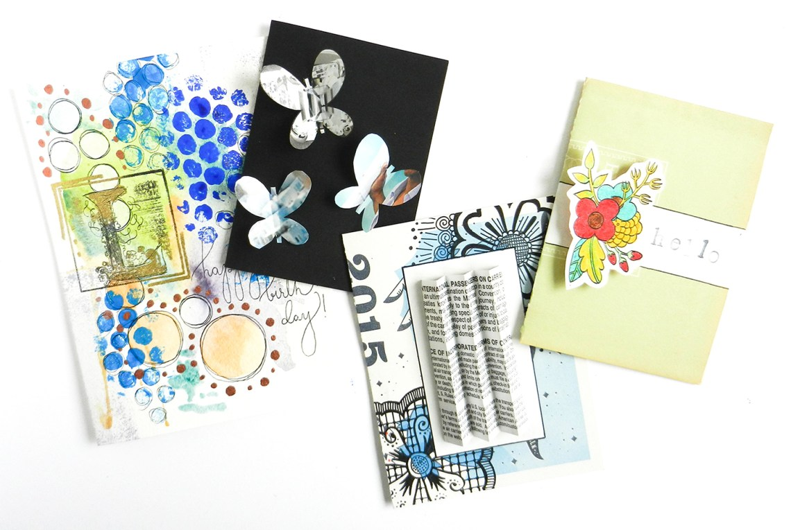 DIY Greeting Cards Tutorial | The Postman's Knock