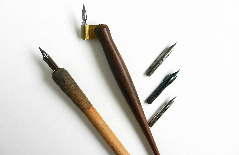 Modern calligraphy myths the postman s knock