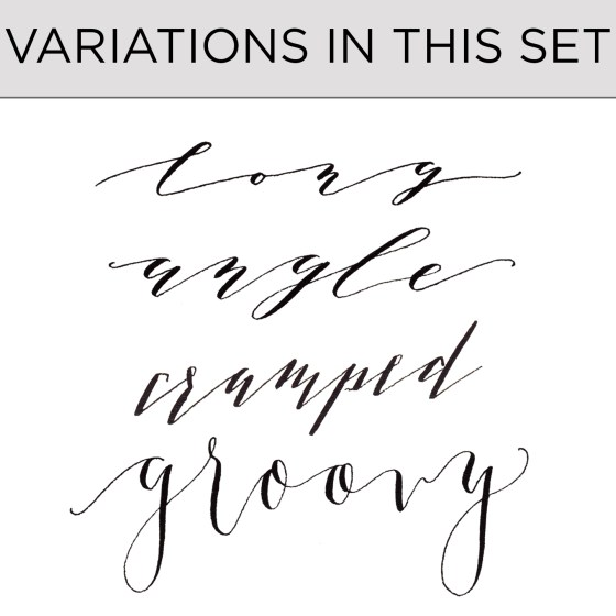 Premium Kaitlin Worksheet Add-On: Style Variations | The Postman's Knock