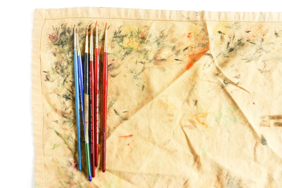Traveling with Art and Calligraphy Supplies   The Postman's Knock