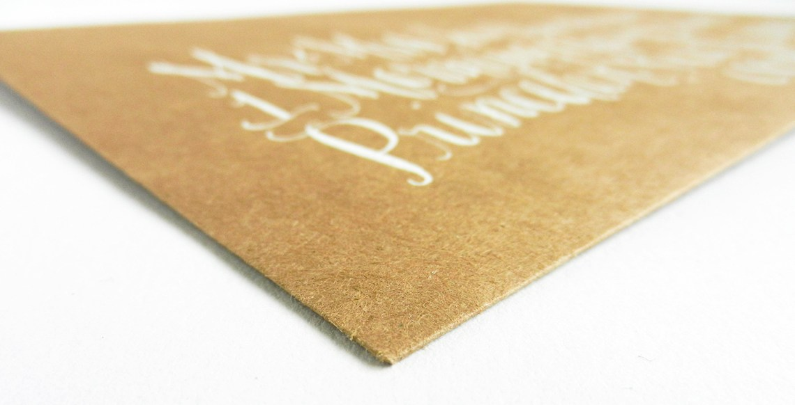 Addressing Envelopes for an Event | The Postman's Knock