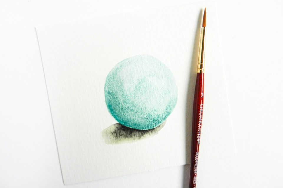 painting with watercolors for beginners the postman s knock