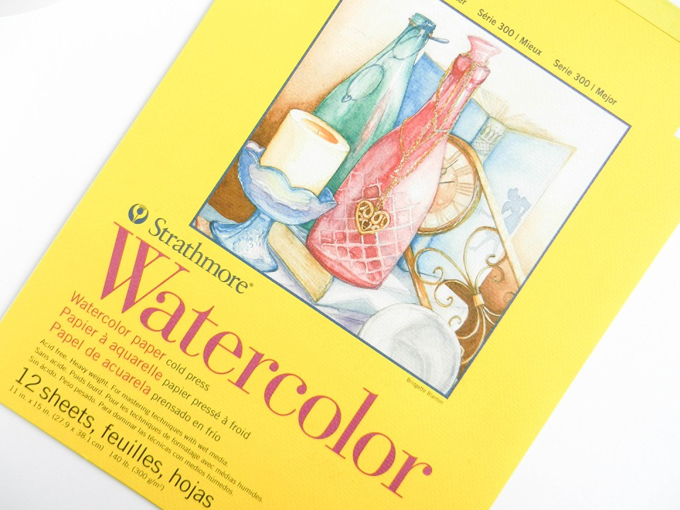 Painting with Watercolors for Beginners | The Postman's Knock