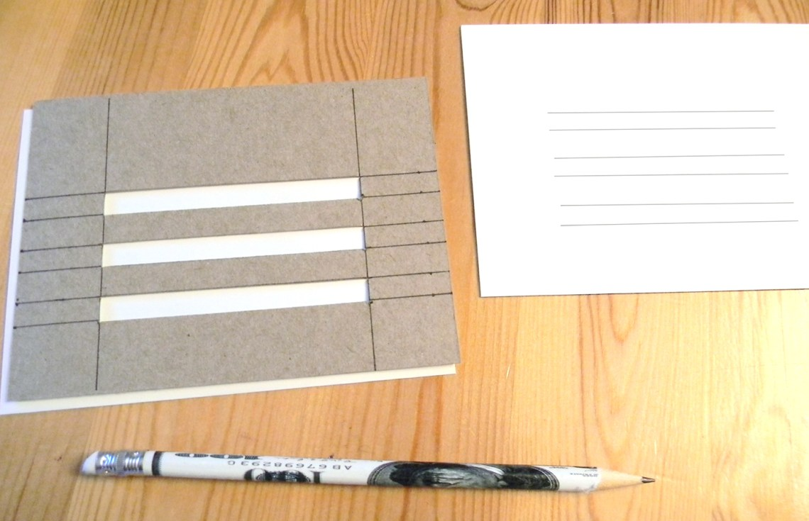 DIY Envelope Stencil for Perfect Spacing | The Postman's Knock