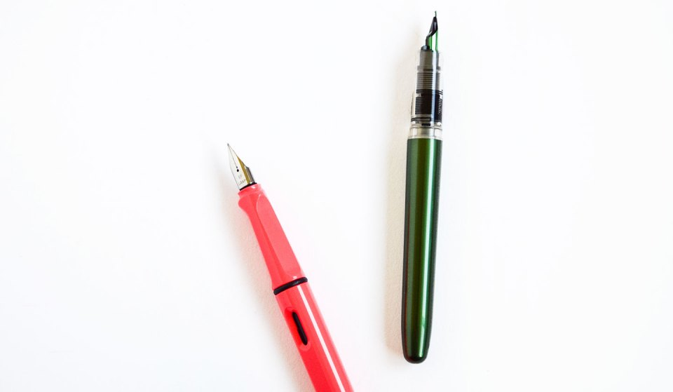 -my fountain pen collection so far!