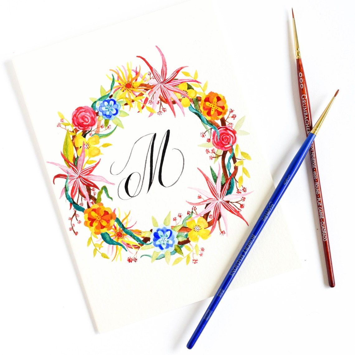 How to Stay Motivated When Learning Calligraphy | The Postman's Knock