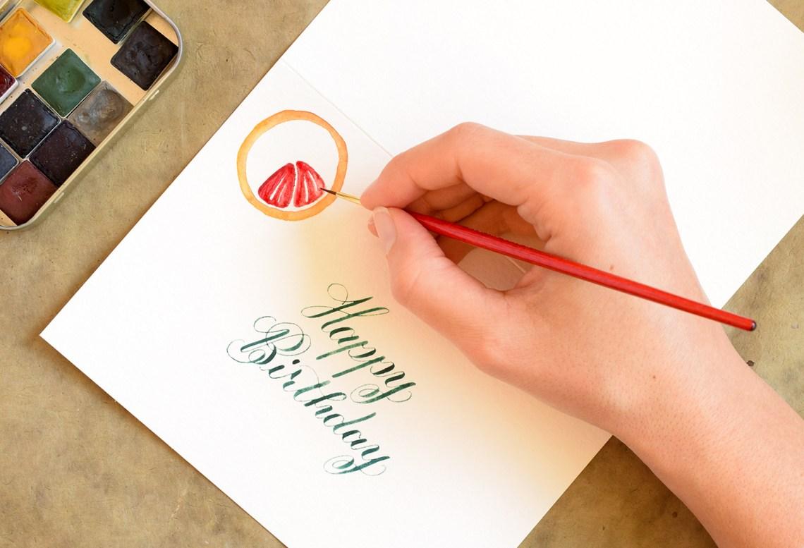 Design Motif Tutorials Part II: Citrus Fruits   The Postman's Knock