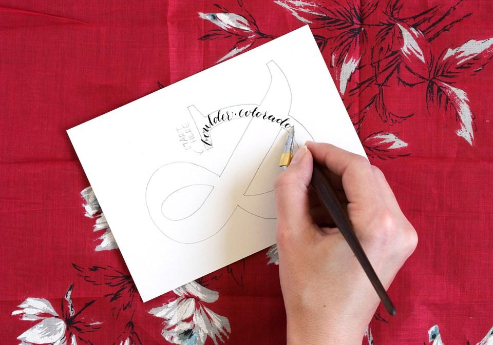 Teaching Left-Handers to Write - handedness